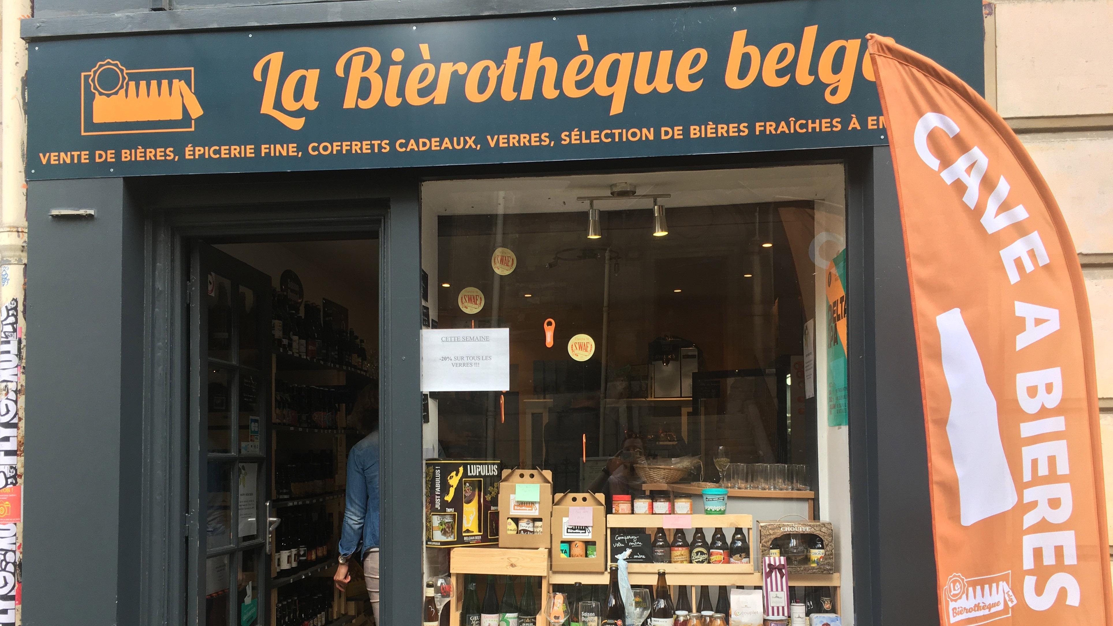 Bièrotheque belge